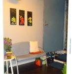 Entre hallen hos Deejung Massage